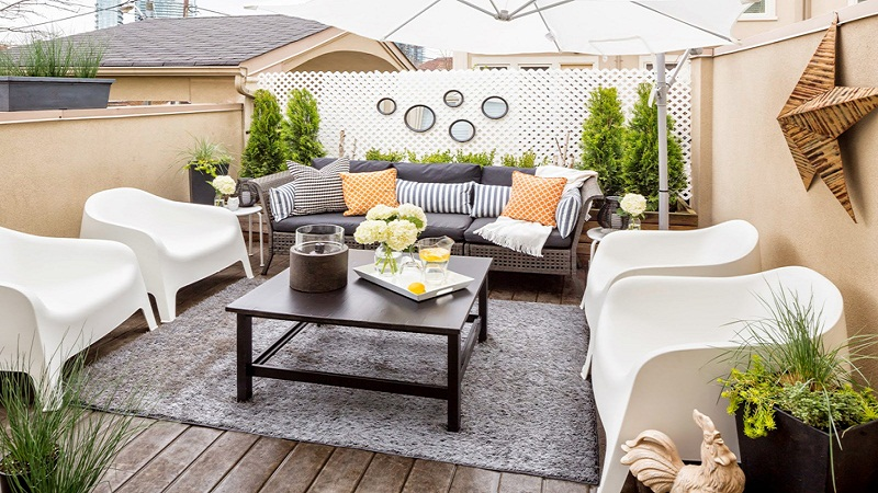 4 Smart Outdoors Decoration Tips