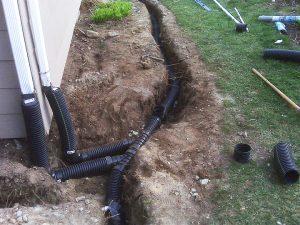 Drainage-System