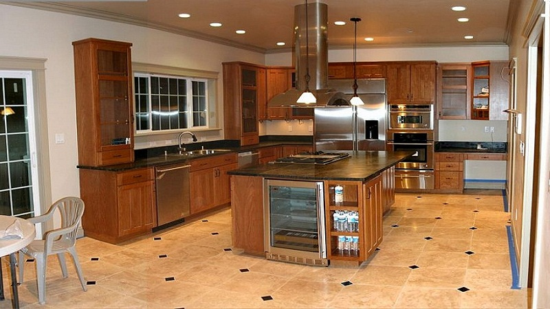 The Best When it comes to Flooring and Kitchen