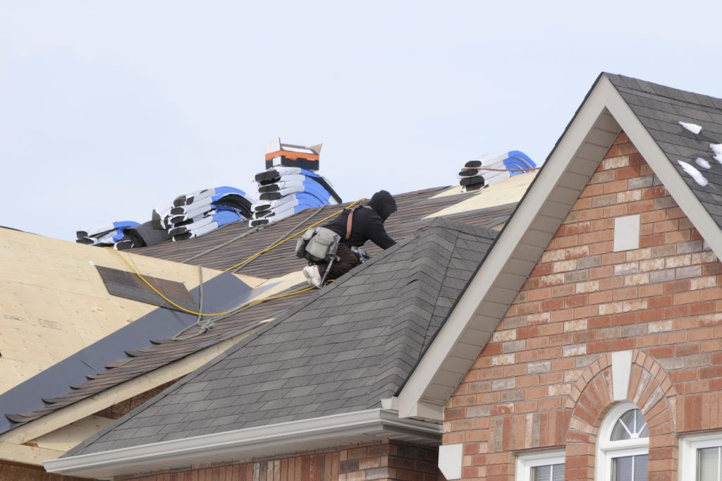 a Roofing Company