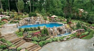 Landscaping Ideas For Your Pool Surrounds