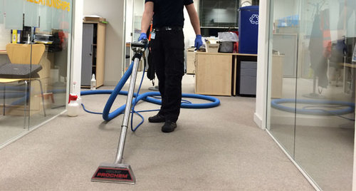 office carpet cleaning services
