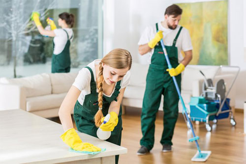 home cleaning company Sydney