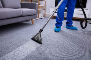 residual carpet cleaning