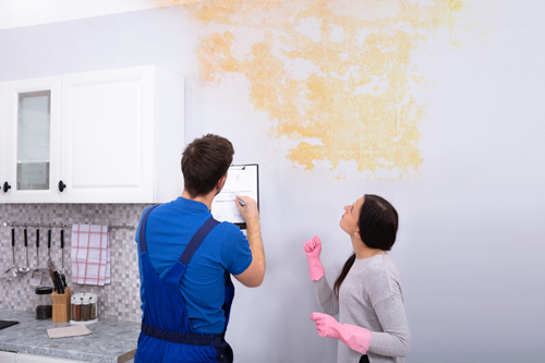 What Are The Signs Of Water Damage In A House