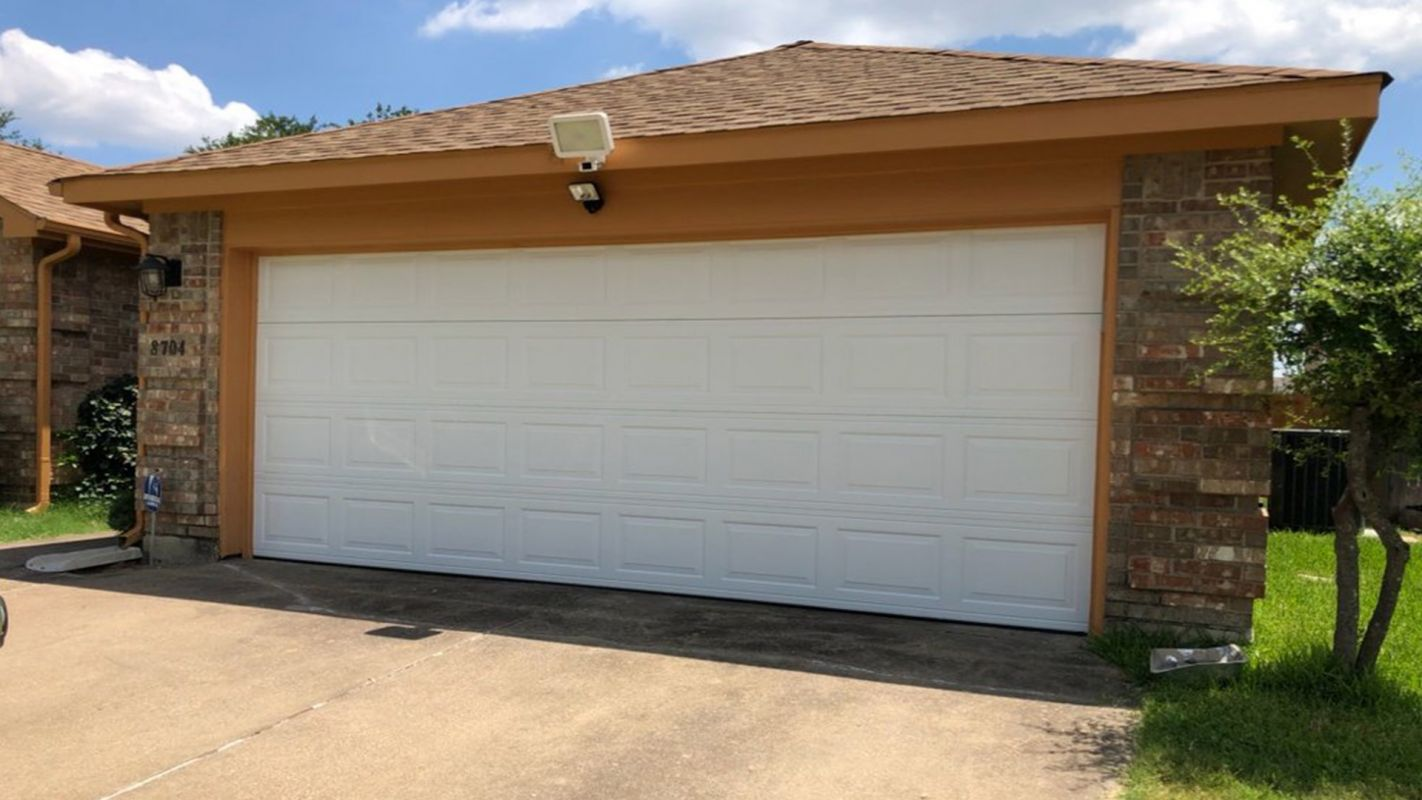 Where Can you find Garage Door Repair in Plano